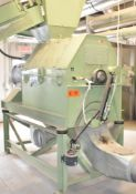 KRANEMANN (2010) BLUCHER 35 ROTARY HAMMER MILL WITH APPROX. 120 HP, S/N: 02 (CI)