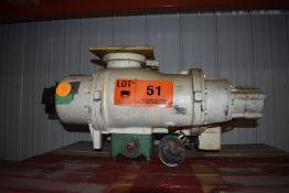 GARDNER DENVER ESHAF 40 HP AIR END BLOWER (CI) [SKU 1220] [RIGGING FEE FOR LOT #51 - $25 CAD PLUS