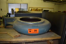 PUMP HOUSING (CI) [SKU 1078] [RIGGING FEE FOR LOT #35 - $25 CAD PLUS APPLICABLE TAXES]