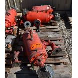 LOT/ (3) EAGLE HD220 ROTARY GAS COMPRESSORS, S/N: N/A (CI) [RIGGING FEE FOR LOT #118 - $25 CAD