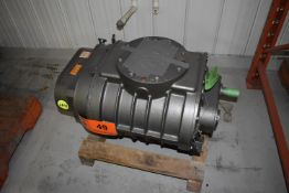 SUTORBILT GARDNER DENVER GAFLDPA BLOWER WITH 2350 RPM, S/N: N/A (CI) [RIGGING FEE FOR LOT #49 - $