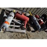 LOT/ (2) BROMLEY SCRUBBERS & (2) TANKSTORE VORTEXES (CI) [RIGGING FEE FOR LOT #119 - $25 CAD PLUS
