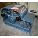 CHAMPION WTR45A HU 2-STAGE OIL FREE AIR COMPRESSOR WITH 15 HP, 175 PSI, 1750 RPM, S/N: 433 (CI) [