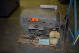 GENERAL ELECTRIC 400 HP ELECTRIC MOTOR WITH 1775 RPM, 460V, 3 PHASE, 60 HZ (CI) [SKU 1139] [