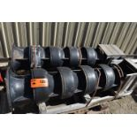 LOT/ (2) VERTICAL MULTI-STAGE PUMPS (CI) [RIGGING FEE FOR LOT #120 - $25 CAD PLUS APPLICABLE TAXES]
