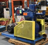 GARDNER DENVER PISTON-TYPE AIR COMPRESSOR WITH 40 HP, 1755 RPM, S/N: N/A (CI) [RIGGING FEES FOR