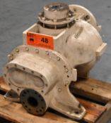 GARDNER DENVER COMPRESSOR AIR END, S/N: N/A (CI) [RIGGING FEES FOR LOT #48 - $25 CAD PLUS APPLICABLE