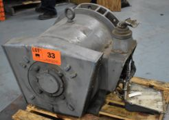HEAVY DUTY ELECTRIC MOTOR (CI) [RIGGING FEES FOR LOT #33 - $125 CAD PLUS APPLICABLE TAXES]
