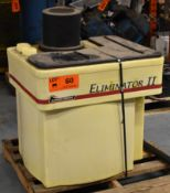 GARDNER DENVER CTS60 ELIMINATOR II OIL WATER SEPARATOR, S/N: N/A (CI) [RIGGING FEES FOR LOT #60 - $