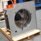 "EMBPAPST R3G630 BLOWER FAN WITH 21.5"" OPENING, S/N: N/A (CI) [RIGGING FEES FOR LOT #40 - $25 CAD"