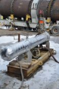 HEATEC (2005) HFP-100R HEAVY FUEL OIL PREHEATER WITH HAUCK 3127X DUAL STRAINER 3HP PACKAGE PUMP, S/