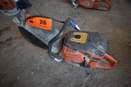 HUSQVARNA K970 GAS POWERED SAW, S/N: N/A