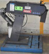 """DAKE (2012) S-75 3"""" BELT SANDER, S/N: A12020925 [RIGGING FEES FOR LOT #18 - $50 USD PLUS"""
