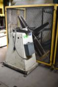 VOGEL MODEL 424 4,000 LB. CAPACITY MOTORIZED UNCOILER WITH 1.5 HP, S/N: 0794324 (CI) [RIGGING FEES