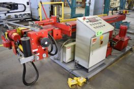 """TRANSFLUID (2002) DB 650 ST-SPS TUBE BENDER WITH 0.23""""-1.96""""X120"""" CAPACITY, DIGITAL CONSOLE CONTROL,"""