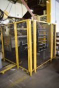 LOT/ SAFETY CAGE [RIGGING FEES FOR LOT #42 - $100 USD PLUS APPLICABLE TAXES]
