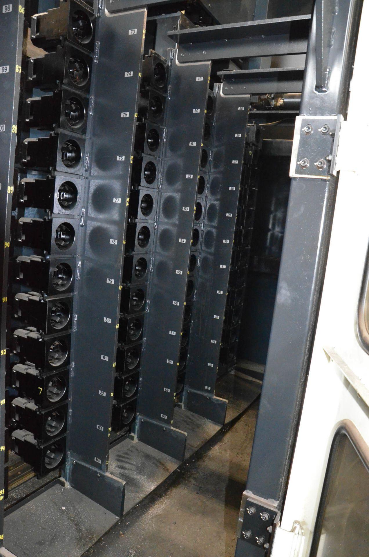 "MAKINO (2013) MCC2013 VG 6-AXIS CNC MACHINING CENTER WITH MAKINO PROFESSIONAL 5 CNC CONTROL, 59"" X - Image 11 of 11"