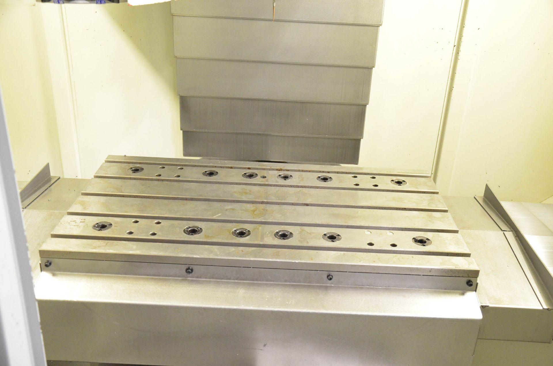 SWI (2012) TRAK LPM 4-AXIS READY CNC VERTICAL MACHINING CENTER WITH PROTO TRAK PMX CNC CONTROL, 19. - Image 5 of 10