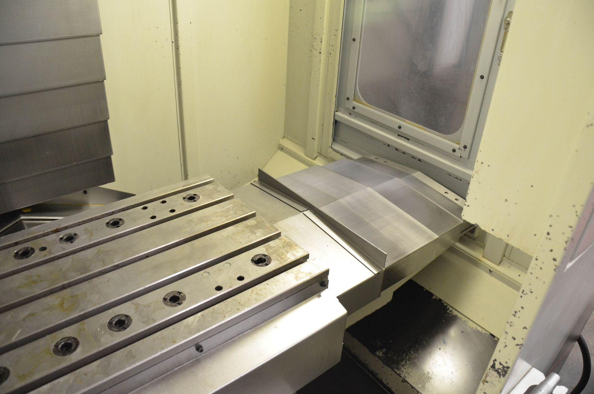 SWI (2012) TRAK LPM 4-AXIS READY CNC VERTICAL MACHINING CENTER WITH PROTO TRAK PMX CNC CONTROL, 19. - Image 8 of 10