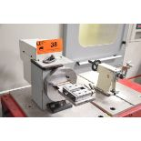 """SWI (2015) 28060 8"""" DIA. FOURTH AXIS ROTARY TABLE WITH TAIL STOCK, S/N 1034 [RIGGING FEES FOR LOT #"""