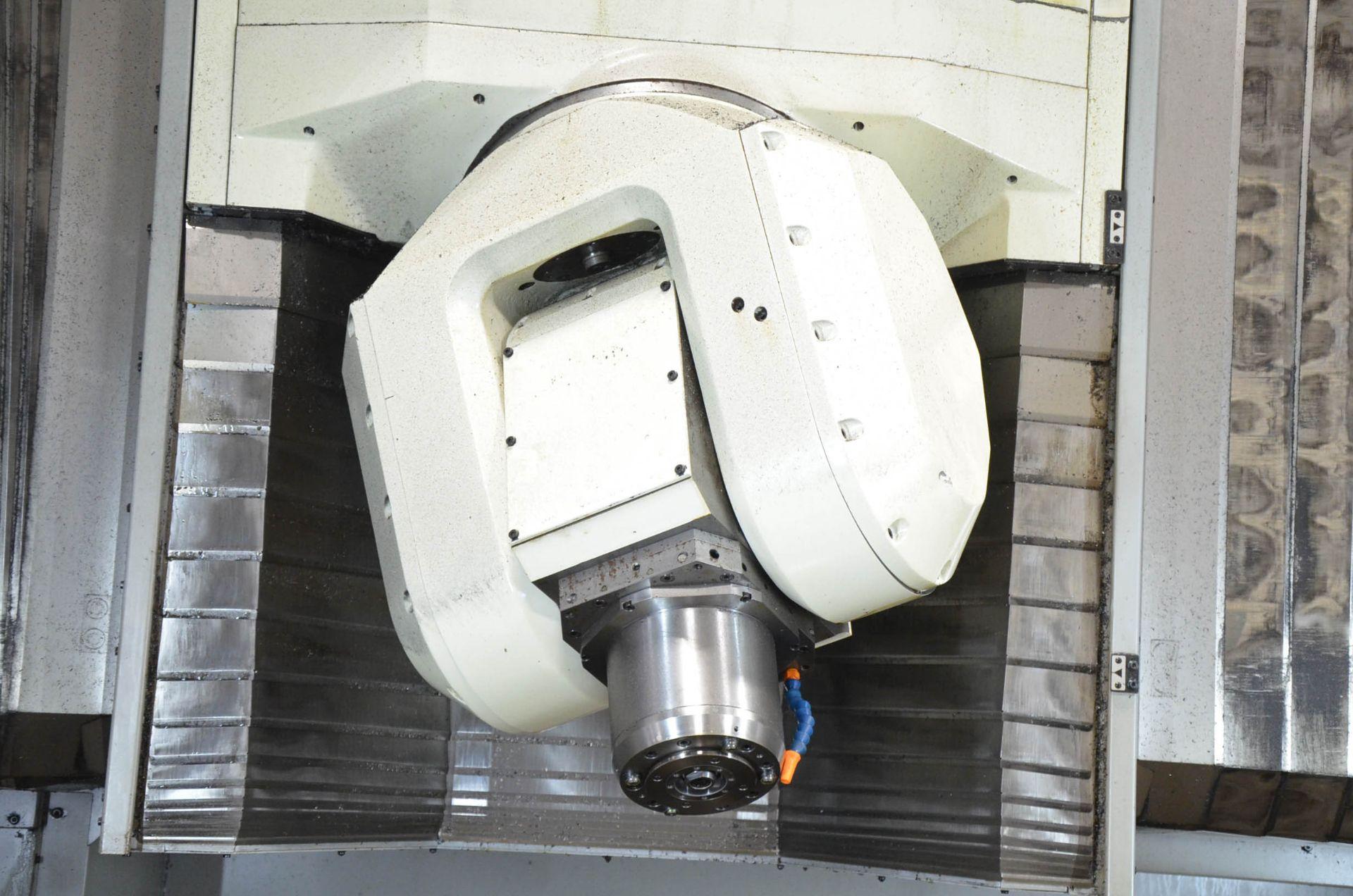 "MAKINO (NOV 2018) V90S 5-AXIS CNC MACHINING CENTER WITH MAKINO PROFESSIONAL 6 CNC CONTROL, 78.74"" - Image 6 of 15"