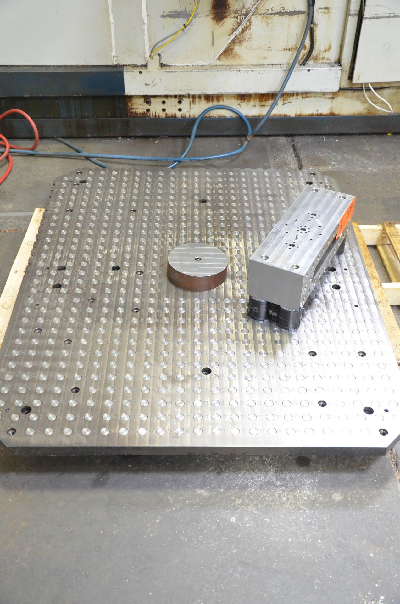 """47"""" x 59"""" SUB-TABLE WITH FCS SYSTEM CLAMPING - Image 2 of 2"""