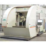 """IMSA (2006) MF 1000 - MF 1200 BB L CNC GUN DRILL WITH SELCA S4000 CNC CONTROL, 47.25"""" X 59"""" ROTARY"""