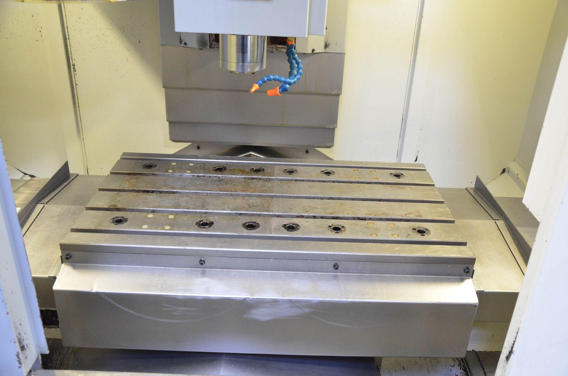 "SWI (2014) TRAK LPM CNC VERTICAL MACHINING CENTER WITH PROTO TRAK PMX CNC CONTROL, 19.5"" X 35.5"" - Image 5 of 9"