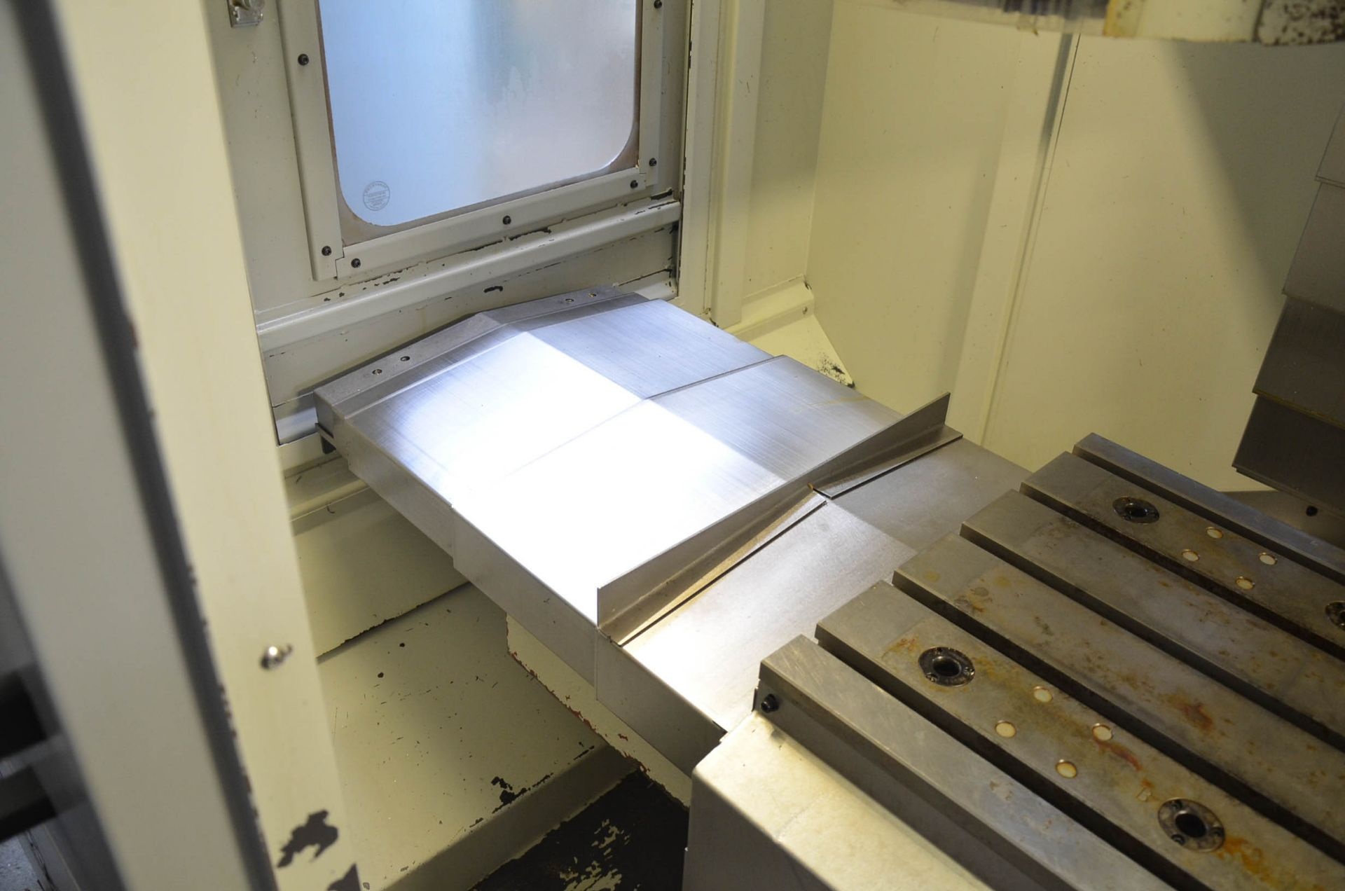 SWI (2014) TRAK LPM 4-AXIS READY CNC VERTICAL MACHINING CENTER WITH PROTO TRAK PMX CNC CONTROL, 19. - Image 9 of 12