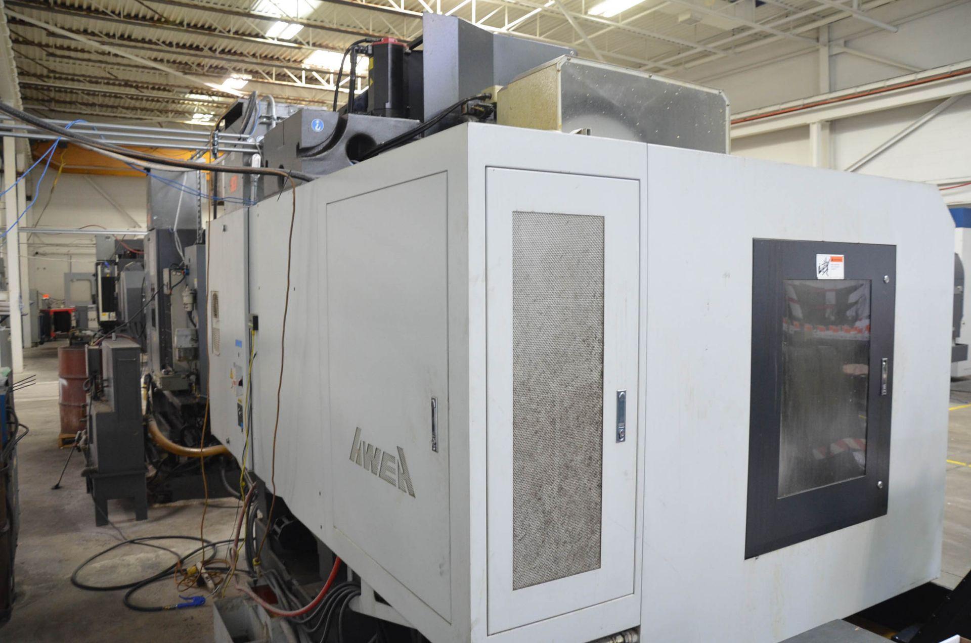 AWEA YAMA SEIKI (2012) AF-1250 CNC VERTICAL MACHINING CENTER WITH FANUC SERIES 31I-MODEL B CNC - Image 10 of 10