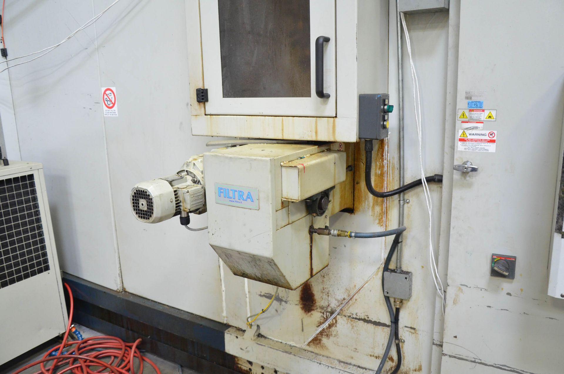 """IMSA (2006) MF 1000 - MF 1200 BB L CNC GUN DRILL WITH SELCA S4000 CNC CONTROL, 47.25"""" X 59"""" ROTARY - Image 7 of 8"""