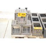 LOT/ FCS SYSTEM COMPATIBLE RISER BLOCKS