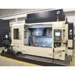 MAKINO (2008) V99L(#50) CNC VERTICAL MACHINING CENTER WITH MAKINO PROFESSIONAL 5 CNC CONTROL, 39.