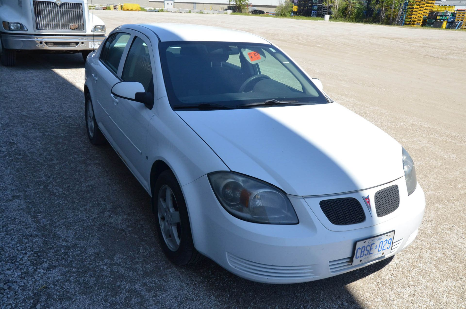 PONTIAC (2008) G5 4-DOOR SEDAN, AUTO, APPROX. 192,000 KM (RECORDED ON METER AT THE TIME OF LISTING), - Image 5 of 9