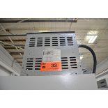 JVC 30KVA/600-220V/3PH/60HZ TRANSFORMER (CI) [RIGGING FEES FOR LOT #33 - $50 USD PLUS APPLICABLE