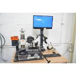 CHEVALIER (2020) FCG-610 BENCH TYPE TOOL AND CUTTER GRINDER WITH DIGITAL CAMERA INSPECTION SYSTEM,