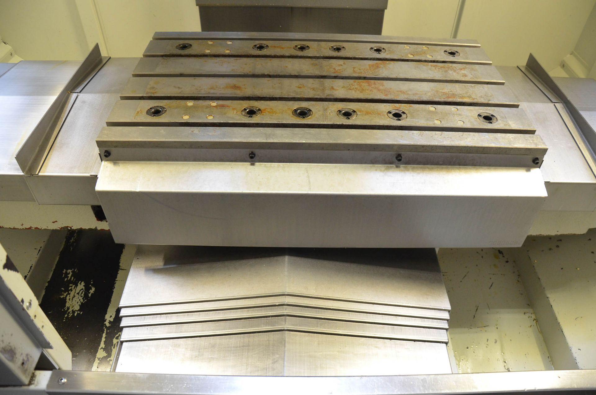 SWI (2014) TRAK LPM 4-AXIS READY CNC VERTICAL MACHINING CENTER WITH PROTO TRAK PMX CNC CONTROL, 19. - Image 11 of 12