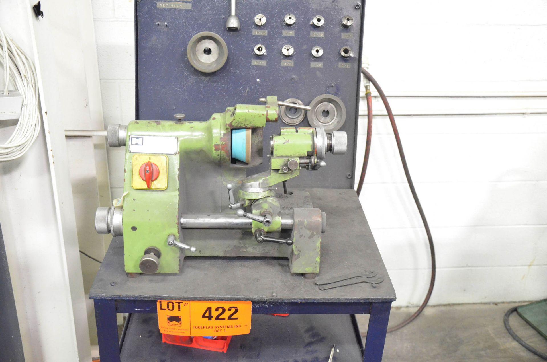 HEINMAN MACHINERY 02 UNIVERSAL TOOL AND CUTTER GRINDER, 110V/1PH/60HZ, S/N: 503475