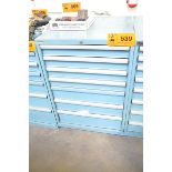 LISTA 8-DRAWER TOOL CABINET
