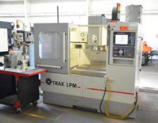 SWI (2014) TRAK LPM 4-AXIS READY CNC VERTICAL MACHINING CENTER WITH PROTO TRAK PMX CNC CONTROL, 19.