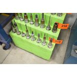 LOT/ (8) HSK-A63 TOOL HOLDERS