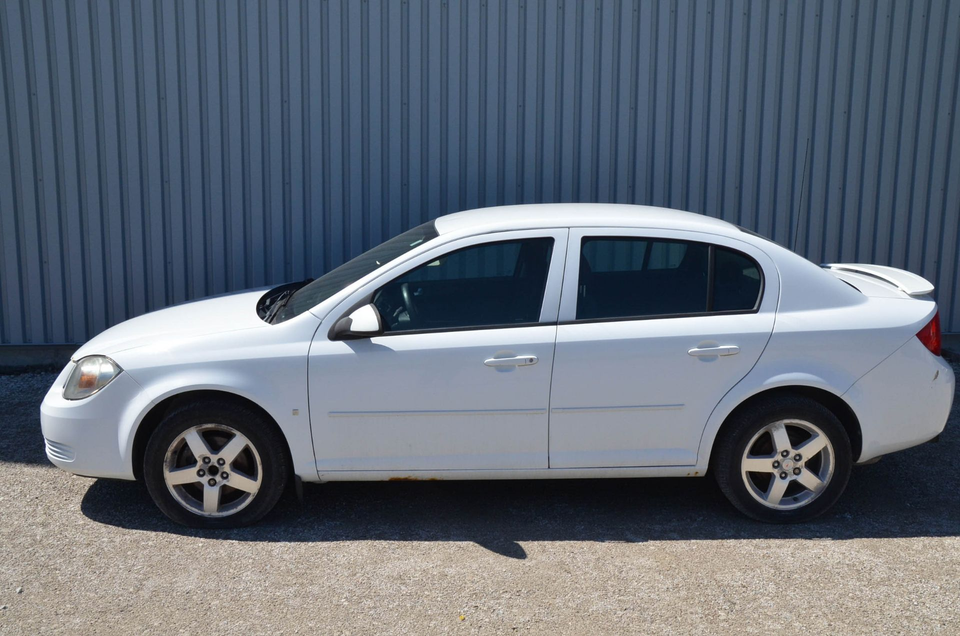 PONTIAC (2008) G5 4-DOOR SEDAN, AUTO, APPROX. 192,000 KM (RECORDED ON METER AT THE TIME OF LISTING), - Image 2 of 9