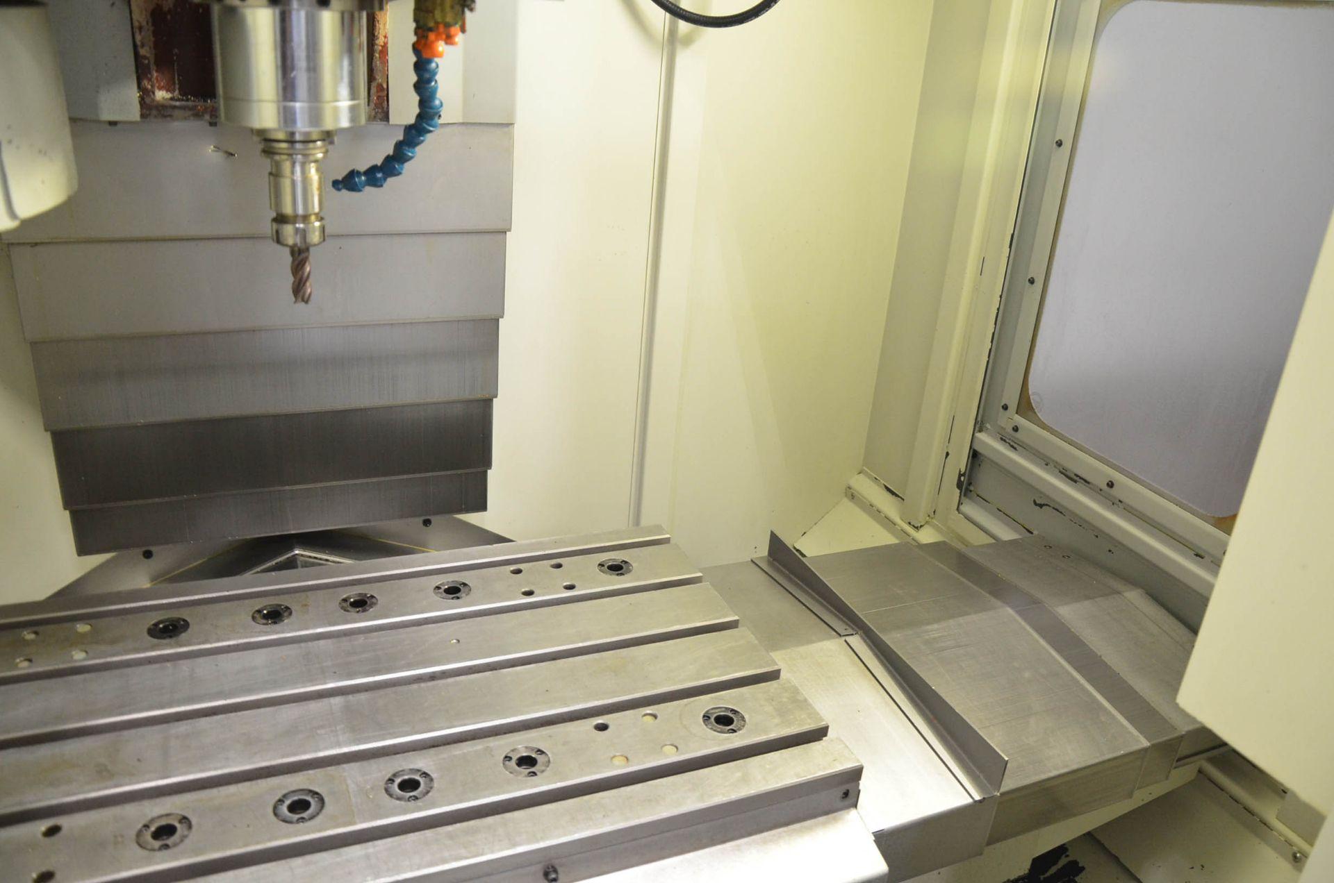 "SWI (2013) TRAK LPM CNC VERTICAL MACHINING CENTER WITH PROTO TRAK PMX CNC CONTROL, 19.5"" X 35.5"" - Image 6 of 9"