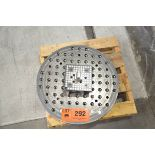 """22.25"""" DIAMETER SUB-TABLE WITH FCS SYSTEM CLAMPING"""