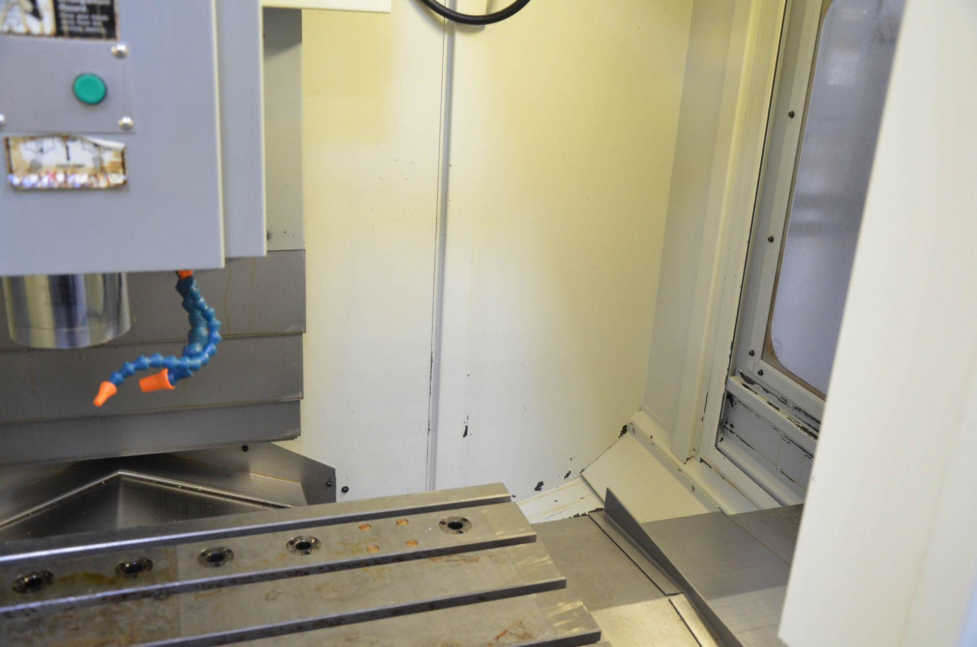 "SWI (2014) TRAK LPM CNC VERTICAL MACHINING CENTER WITH PROTO TRAK PMX CNC CONTROL, 19.5"" X 35.5"" - Image 6 of 9"