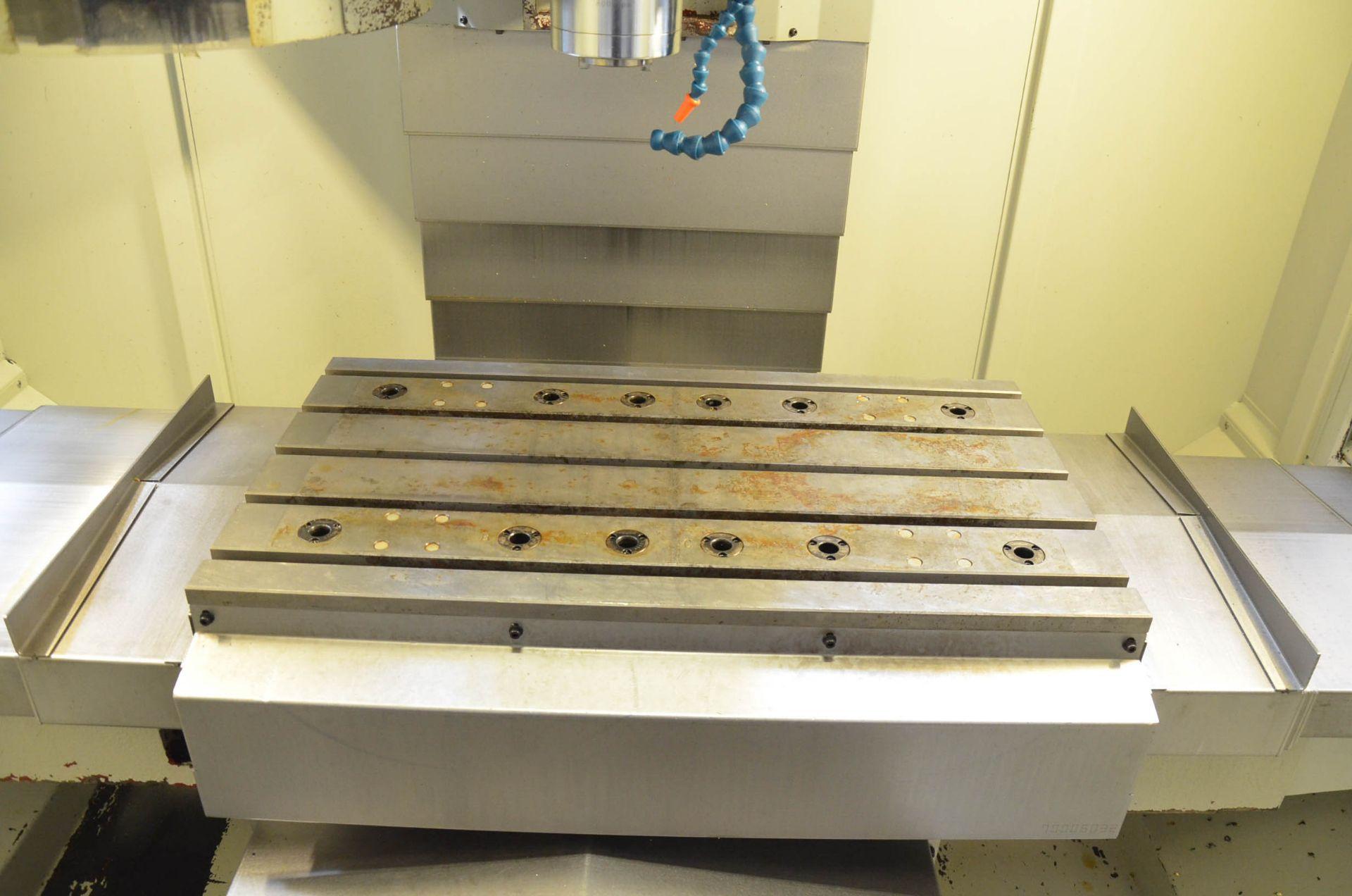 SWI (2014) TRAK LPM 4-AXIS READY CNC VERTICAL MACHINING CENTER WITH PROTO TRAK PMX CNC CONTROL, 19. - Image 8 of 12