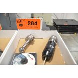 LOT/ RENISHAW MP-18 HSK-A63 TOUCH PROBE AND HSK-A63 CALIBRATION BALL