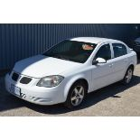 PONTIAC (2008) G5 4-DOOR SEDAN, AUTO, APPROX. 192,000 KM (RECORDED ON METER AT THE TIME OF LISTING),