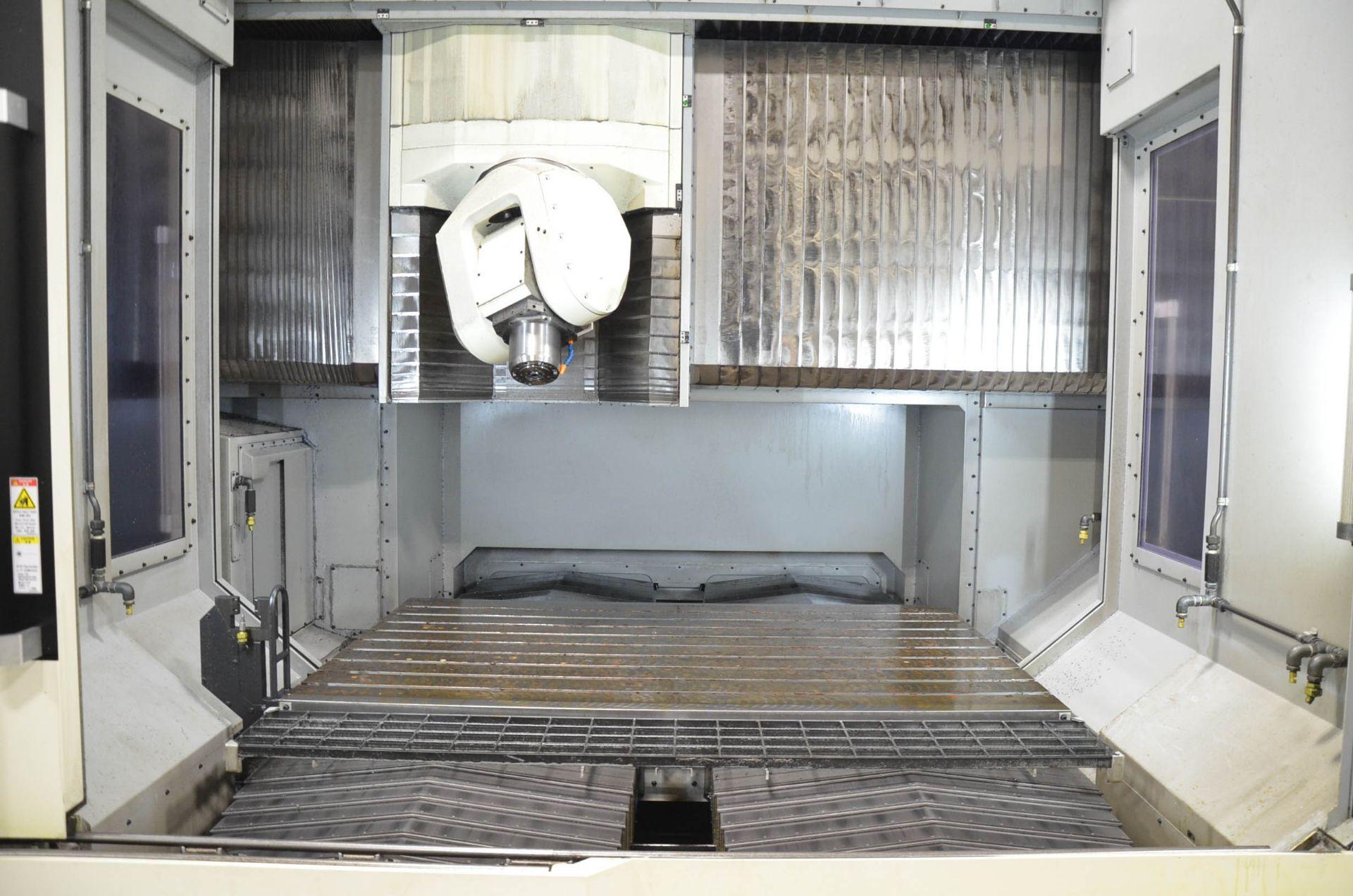 "MAKINO (NOV 2018) V90S 5-AXIS CNC MACHINING CENTER WITH MAKINO PROFESSIONAL 6 CNC CONTROL, 78.74"" - Image 8 of 15"