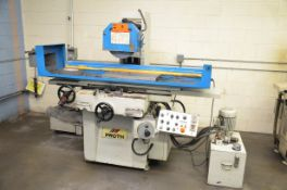 """PROTH (2005) PSGS-3060AH HYDRAULIC SURFACE GRINDER WITH 12""""X24"""" ELECTRO-MAGNETIC CHUCK, 16"""" WHEEL,"""